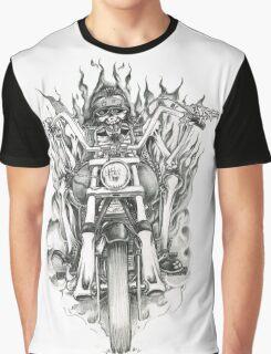 Forever a biker RH Graphic T-Shirt
