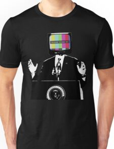 Television Rules The Nation  Unisex T-Shirt