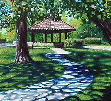 'THE WALK THROUGH MEMORIAL PARK' by Jerry Kirk