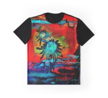 Echinacea Tropicale Graphic T-Shirt