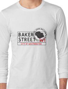 Bring John Watson Back to 221b Long Sleeve T-Shirt