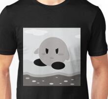 Kirby is pissed Unisex T-Shirt