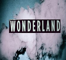 Wonderland Print by alexlidster