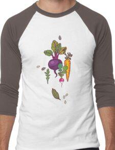 Gardener's dream Men's Baseball ¾ T-Shirt