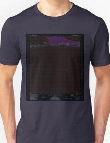 USGS TOPO Map Alabama AL St Andrews Bay 305097 1980 24000 Inverted Unisex T-Shirt