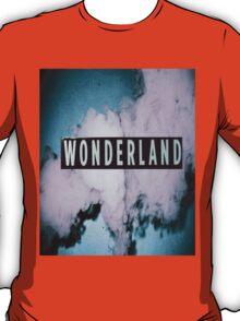 Wonderland Print T-Shirt