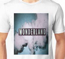Wonderland Print Unisex T-Shirt