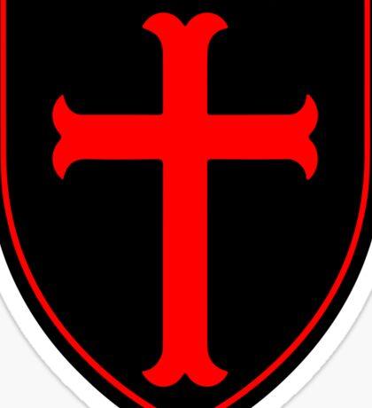 Crusader #1 Sticker