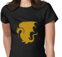 Arthur's Dragon Womens Fitted T-Shirt