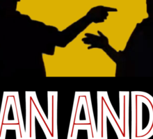 Kenan & Kel's Jurassic Park Adventure Sticker