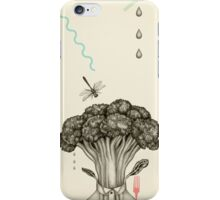 Mr. Broccoli iPhone Case/Skin
