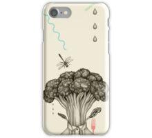 Mr. Broccoli iPhone Case/Skin