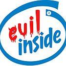 Evil Inside by Extreme-Fantasy