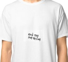 cringey cancer Classic T-Shirt