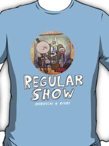 REGULAR SHOW (white) T-Shirt