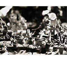 Pinball Landscape Photographic Print