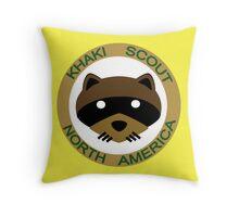 Cuddle the KSNA Throw Pillow