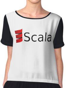 scala programming language Chiffon Top
