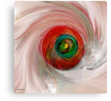 FOR YOUR EYES ONLY- Abstract Art + Products Design  Canvas Print