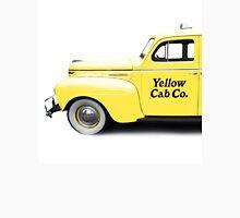 Classic NYC Yellow Cab Square Unisex T-Shirt