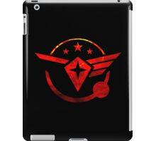 Elite Dangerous - Zachary Hudson iPad Case/Skin