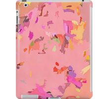 Abstract 45 iPad Case/Skin