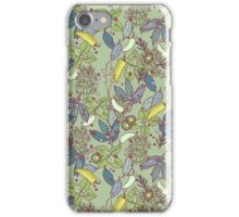 go green in spring! iPhone Case/Skin