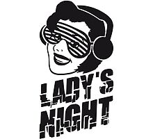 Logo music ladies night by Style-O-Mat