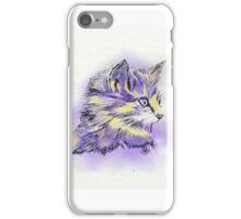 The Cunning Cat iPhone Case/Skin