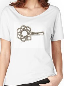 Sailing Ship Knot, tony fernandes Women's Relaxed Fit T-Shirt