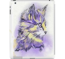 The Cunning Cat iPad Case/Skin