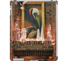 Fireplace Christmas iPad Case/Skin