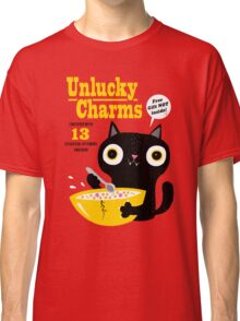 Unlucky Charms Classic T-Shirt