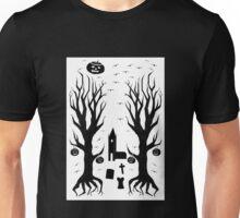 Halloween 2015 Design The White Side Unisex T-Shirt