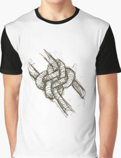 Sailing Ship Knot, tony fernandes Graphic T-Shirt