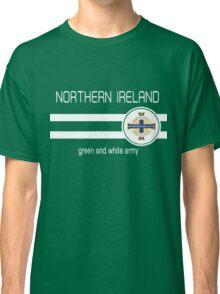 Euro 2016 Football - Northern Ireland  Classic T-Shirt