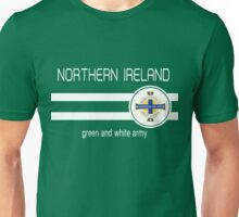 Euro 2016 Football - Northern Ireland  Unisex T-Shirt