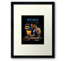 NBA FINALS - 2016 Framed Print