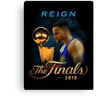 NBA FINALS - 2016 Canvas Print