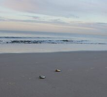 Serenity in Long Beach, NY by AnneDB