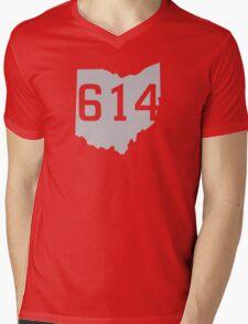 614 Pride Mens V-Neck T-Shirt