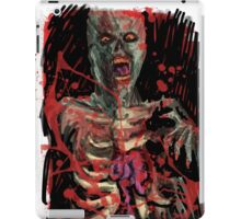 Zombie Brain Eater iPad Case/Skin