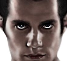 Henry Cavill, Kal-El - Man of Steel. by IndyMan33