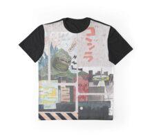 Godzilla Graphic T-Shirt