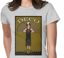 Decorum Womens Fitted T-Shirt