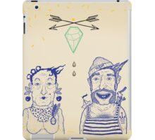 in love forever iPad Case/Skin