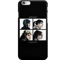 Clone Days iPhone Case/Skin