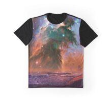 The Cosmic Shore Graphic T-Shirt