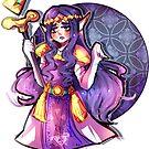 Princess Hilda by lythweird