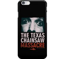 Texas Chainsaw Massacre Leatherface iPhone Case/Skin